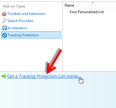 How to disable Ads in Internet Explorer 10