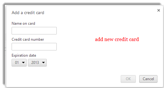 How to Create Custom Autofill Form in Google Chrome