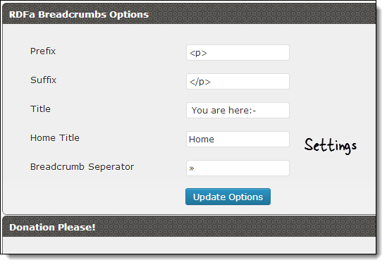 Enable Breadcrumb in WordPress