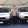 samsung-india-launches-535-service-vans-to-cover-villages-in-over-6000-talukas